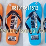 sandal jepit wudhu