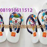 sandal jepit promosi spon