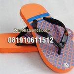 sandal jepit sablon murah